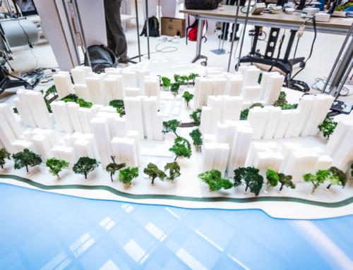 Large Format 3D Printing: Punggol Town